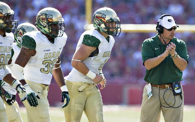 A new report could offer a glimmer of hope for UAB's cancelled football program. (Getty Images)