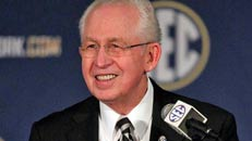 SEC's Slive in charge