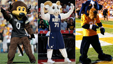 Friday Five: Mascots