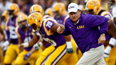 LSU's QB troubles