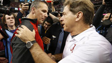 Saban vs. Meyer