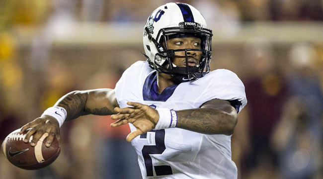 Live: No. 2 TCU pulls ahead of Minnesota