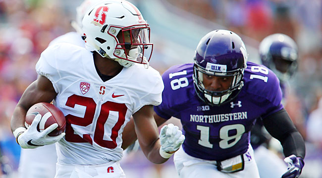 LIVE: Host Northwestern leads No. 21 Stanford