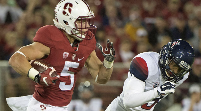 LIVE: Stanford pouring it on visiting Arizona