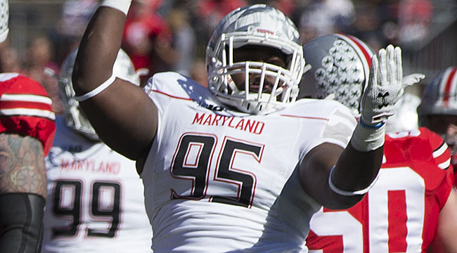 LIVE: Terps putting up a fight at No. 1 Ohio State