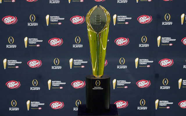 cbs sports college football rankings who plays football