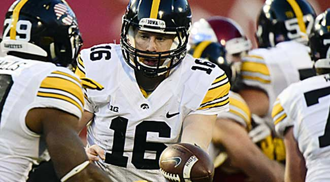 Live: No. 4 Iowa goes for 12-0 at Nebraska