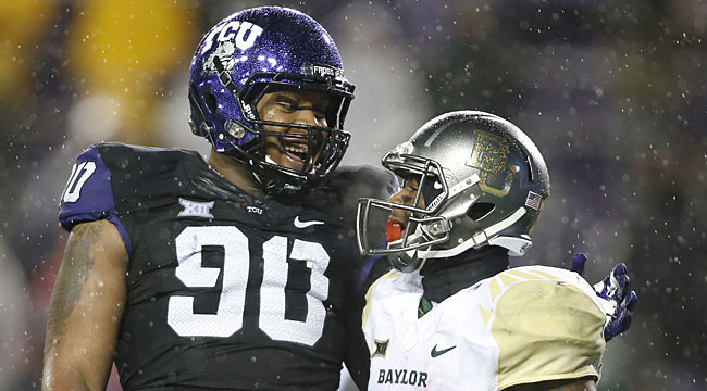 Rewind: TCU's win gives Big 12 'true' title game