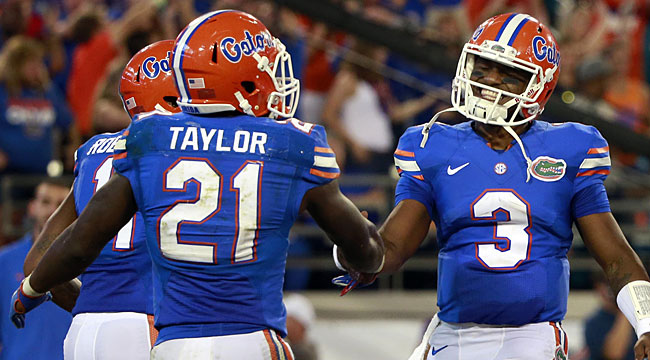 LIVE: Gators face Noles, still hold playoff hopes
