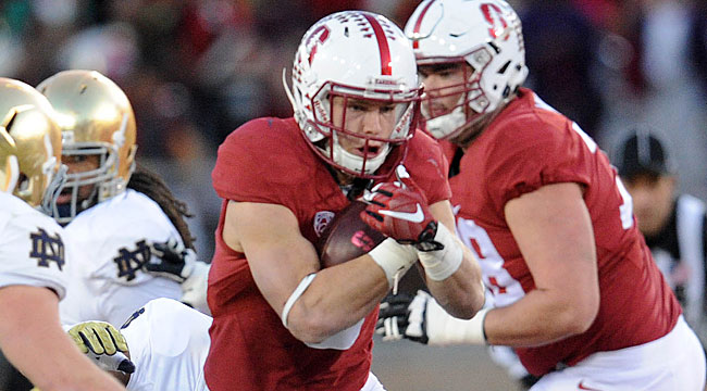 LIVE: No. 6 Irish, No. 11 Stanford trading lead