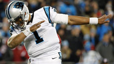 Cam leading NFL takeover