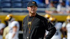 Dodd: SEC vs. Harbaugh