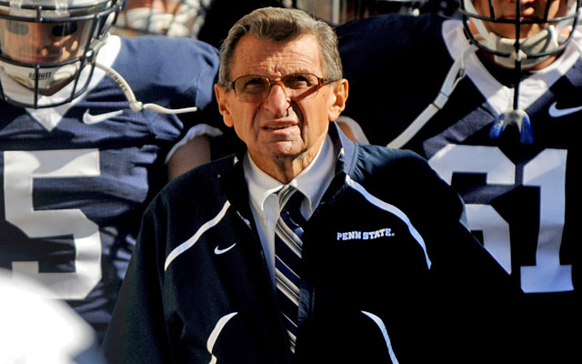 Joe Paterno's son says newly revealed allegations are 'bunk'