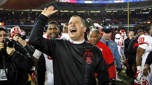 Greg Schiano might lack Chip Kelly's name value but might be a better fit for the NFL. (Getty Images)