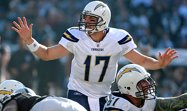 Philip Rivers will lead San Diego to a win in Washington. (USATSI)