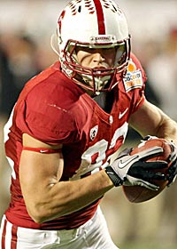 Coby Fleener: The next big weapon at tight end? (US Presswire)