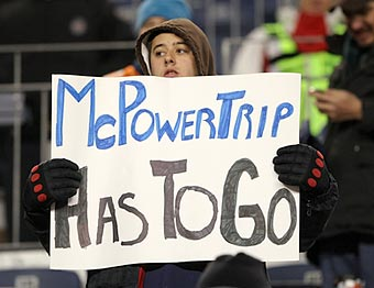 Some Broncos fans wanted Josh McDaniels out even before he took a gamble on Tim Tebow. (Getty Images)