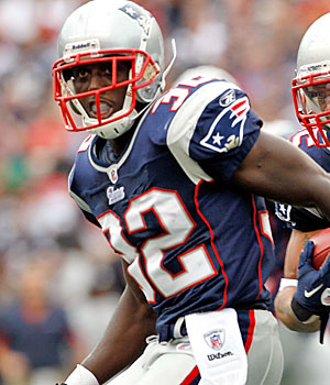 Devin McCourty has put himself in the running for Defensive Rookie of the Year. (Getty Images)