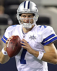 Maybe the Cowboys will give Stephen McGee a chance to show what he's got. (Getty Images)