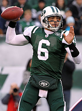 It's time for critics to stop looking down on Mark Sanchez. (US Presswire)