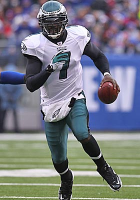 Vick's Miracle at the Meadowlands is the best moment of 2010. (Getty Images)