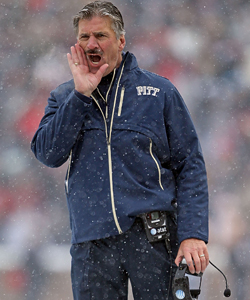 Dave Wannstedt is making his return to the NFL as an assistant coach with the Buffalo Bills. (Getty Images)