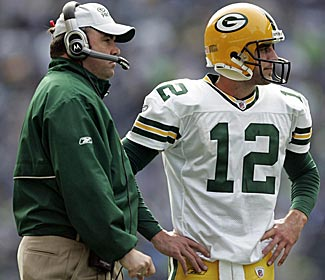 Mike McCarthy, a Pittsburgh native, was never a head coach until he took over the Pack in 2006. (US Presswire)
