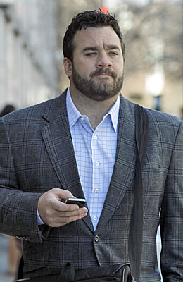 Jeff Saturday is one of the key members of the NFLPA executive committee. (AP)