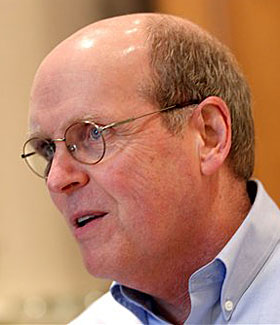 Bill Hancock says 'the BCS was crafted very carefully with antitrust laws in mind.' (AP)