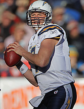 Chargers quarterback Philip Rivers is ready to play real football. (Getty Images)