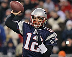 Tom Brady is a lock for the Hall of Fame. (Getty Images)