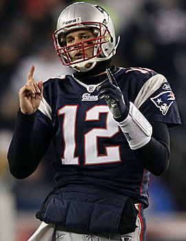 Tom Brady, a sixth rounder in 2000, has won three Super Bowls. (Getty Images)