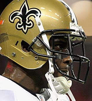 Reggie Bush getting $11.8 million for this season? The Saints need an adjustment. (Getty Images)