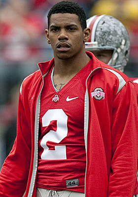 The NCAA is still determining whether Terrelle Pryor was in fact unable to return to school for any portion of the 2011 season. (US Presswire)