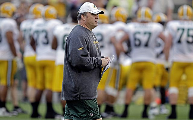 Coach Mike McCarthy has a championship roster stocked with young talent and playmakers. (AP)