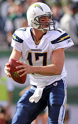 San Diego isn't humming, and Philip Rivers' struggles are a big reason. (Getty Images)