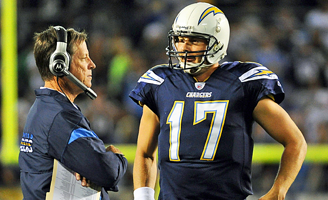 The NFL deserves just as much blame for the Chargers' woes as Norv Turner and Philip Rivers. (Getty Images)