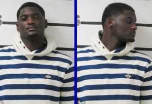 According to a statement, McClain held a gun next to a man's head and fired. (AP)