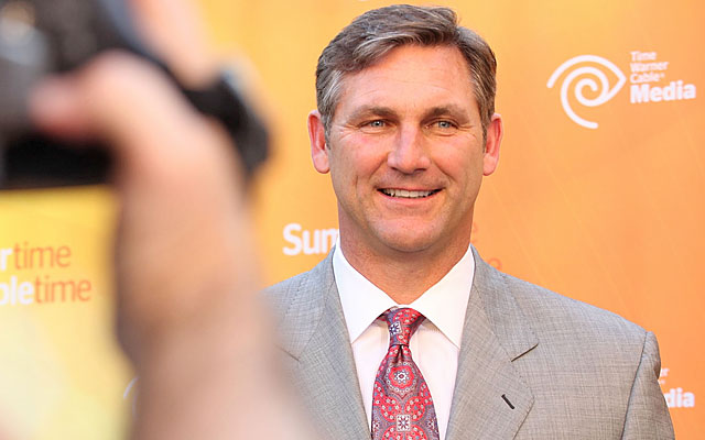 Craig James is camera-friendly, but Texas voters don't seem to see him as their next senator. (Getty Images)