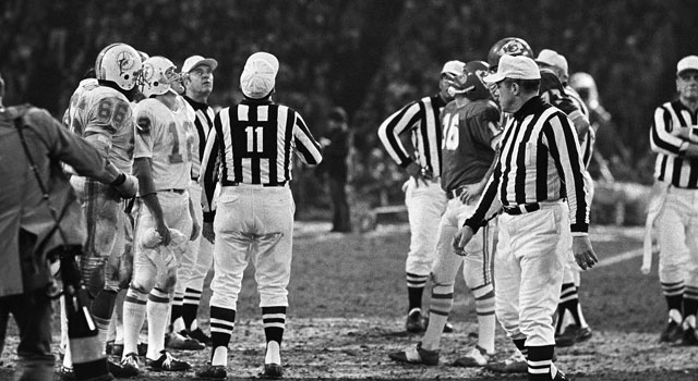 NFL rules will keep evolving through the eras.  These new overtime rules will improve, too. (US Presswire)