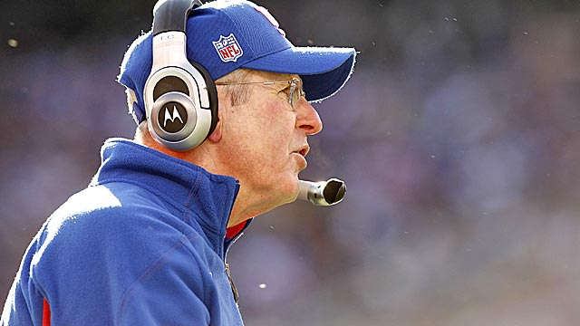 After starting 6-6, Coughlin's Giants rallied to win three of their next four to claim the NFC East. (Getty Images)