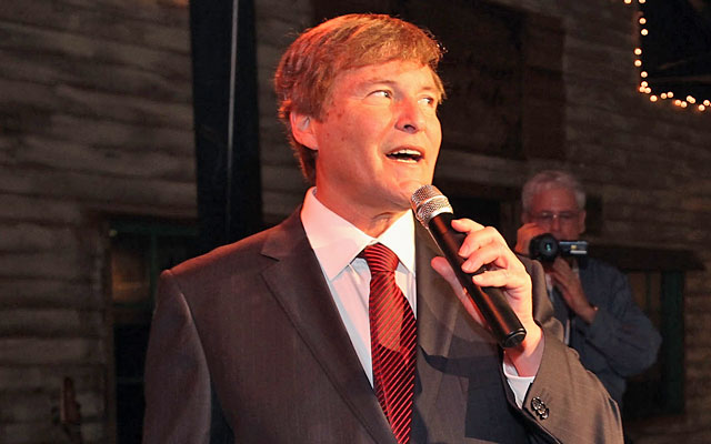 Leigh Steinberg says alcohol contributed to his problems: 'I lost track while I was in rehab.' (Getty Images)