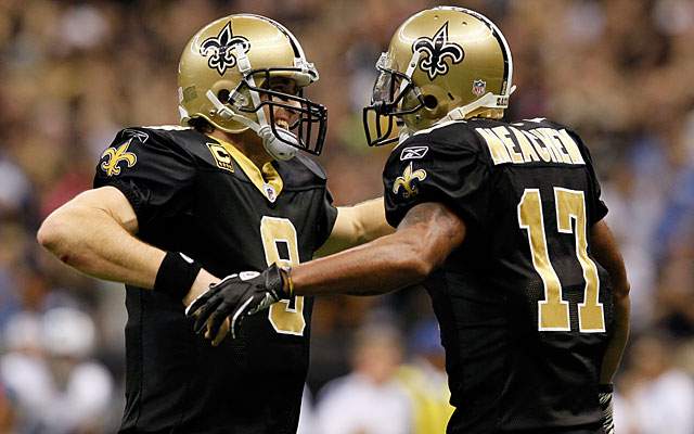 Robert Meachem now will reunite with Drew Brees. (Getty Images)