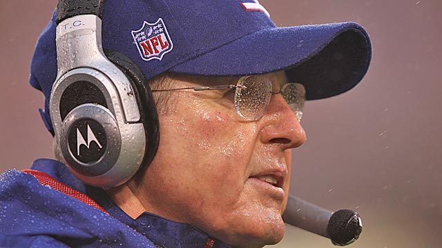 The Giants have stuck by Coughlin, and it has paid off with another Super Bowl berth. (Getty Images)