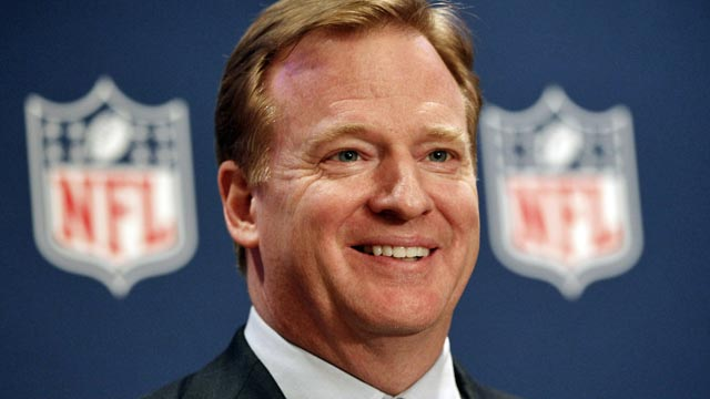 Will Roger Goodell be around when the labor deal expires in 2020? It doesn't matter at the moment. (AP)