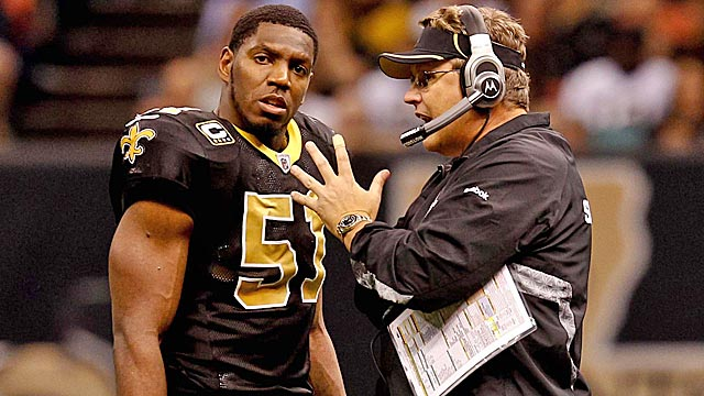 Williams and several Saints players are expected to face NFL discipline for a bounty system. (US Presswire)