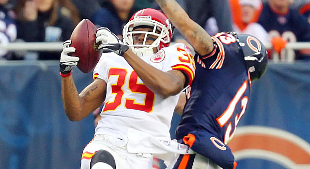 The Chiefs' Brandon Carr is one of four CBs who'll go in the draft's Top 10, says Pete Prisco. (US Presswire)