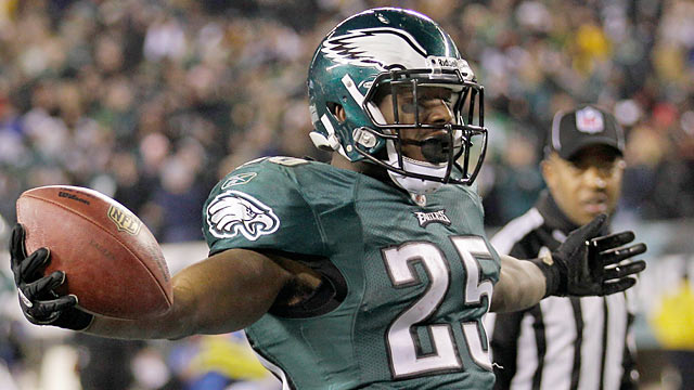 Doing things the smart way this offseason, the Eagles might next extend LeSean McCoy. (Getty Images)