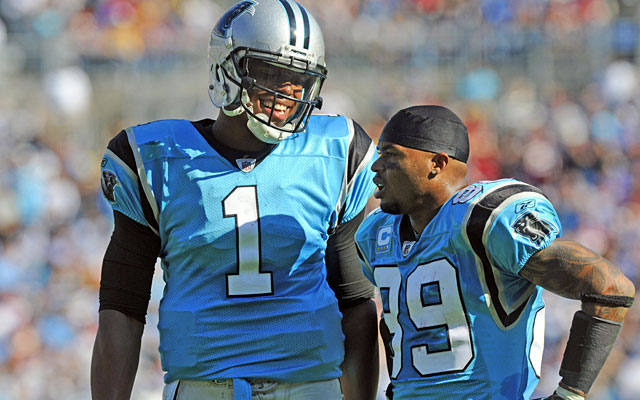 The Panthers have something to smile about this season. (USATSI)