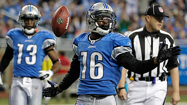 Titus Young missed his pretrial hearing Monday. (Getty Images)